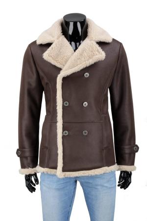 1538a505f8780 ... Kożuch męski   kurtka zimowa DORJAN CM KRO014