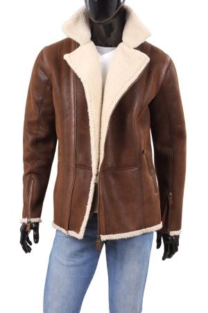 145c528d944fc ... Kożuch męski   kurtka zimowa DORJAN CM CAS011