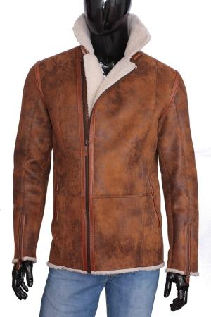 6005f3e2181df ... Kożuch męski   kurtka zimowa DORJAN CM CAS008