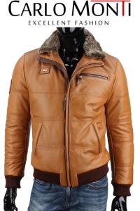 9781f1c387bec Kurtki skórzane męskie, modne, zimowe, letnie i wiosenne, czarna ...
