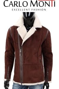 8fd4f7b9073f4 Kożuch męski   kurtka zimowa DORJAN CM CAS012 ...