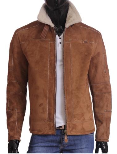 4583488a9b8d1 Kożuch męski   kurtka zimowa DORJAN ALX010 - Kożuchy   Kolekcja ...