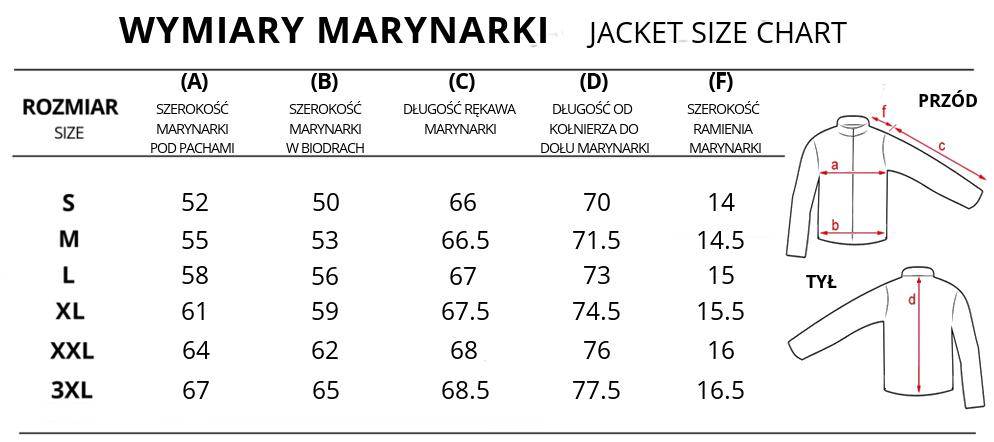 879a9d7303e5a Marynarka skórzana męska DORJAN RLF450 3 - Marynarki skórzane ...